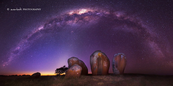 Murphy's Haystacks, South Australia